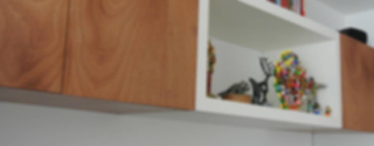 KDF Arquitectura Estudios y despachos modernos Madera