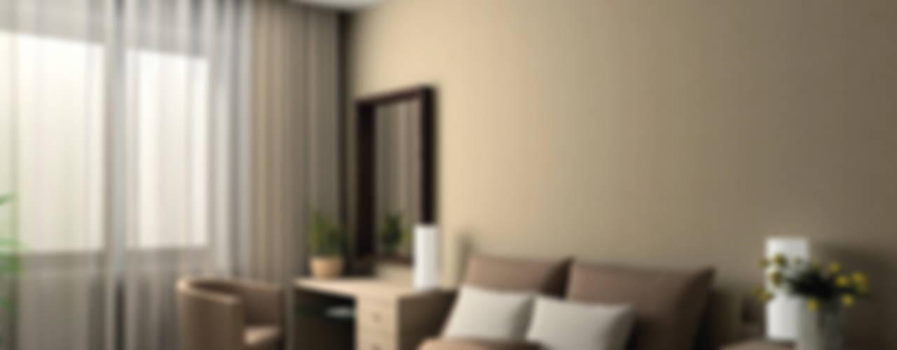 Lámparas-Fotoambientes: Recámaras de estilo moderno por Class Iluminación