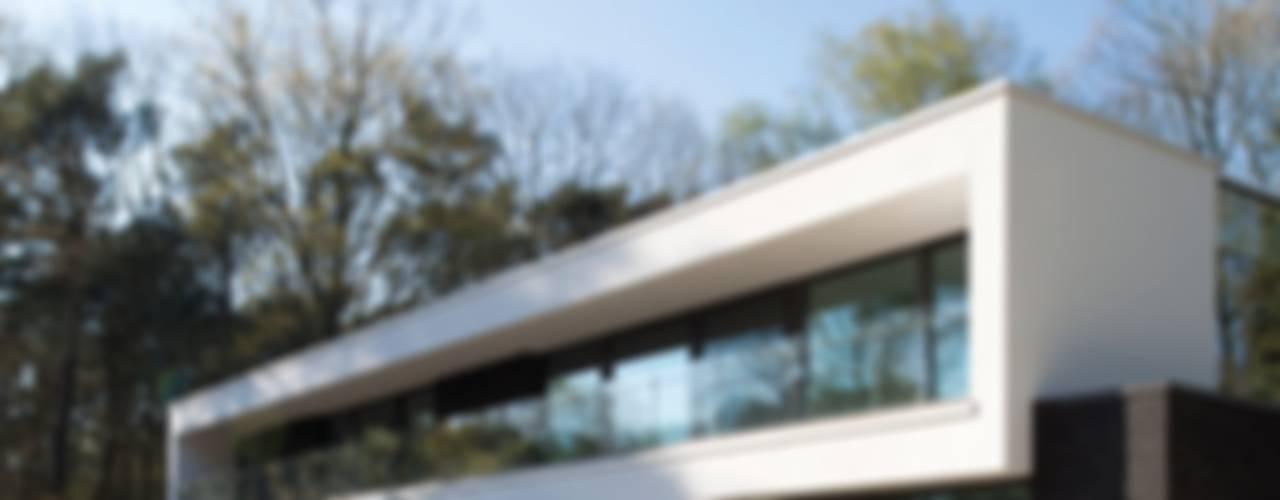 Project Summum Interiors Moderne huizen van De Plankerij BVBA Modern