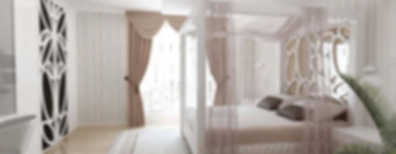 HİSARİ DESIGN STUDIO –  MISCELLANEOUS HOME PROJECT:  tarz Yatak Odası