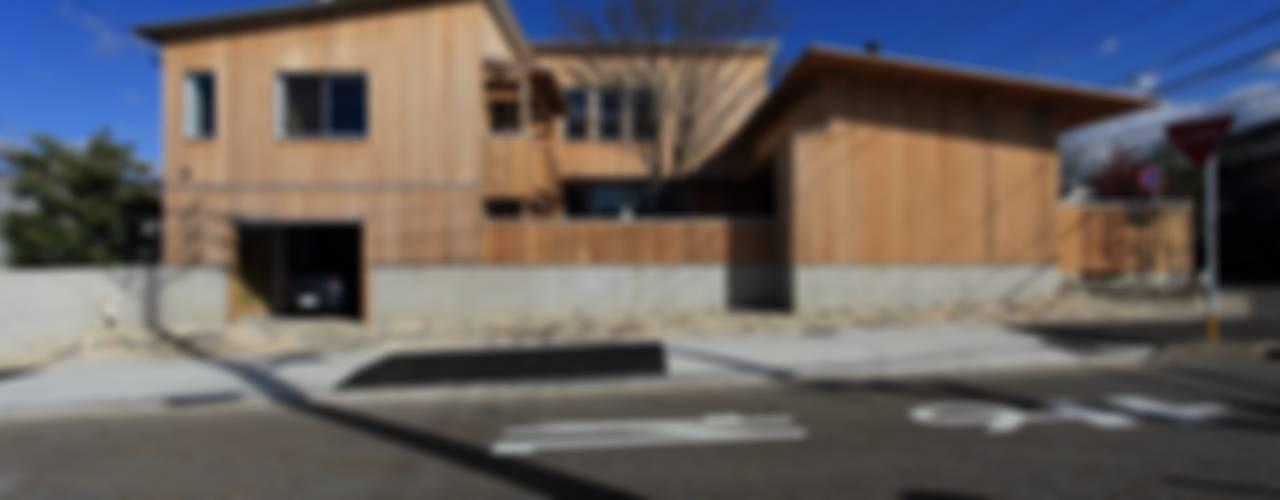 笹ケ根1308SA: TOGODESIGNが手掛けた家です。,モダン