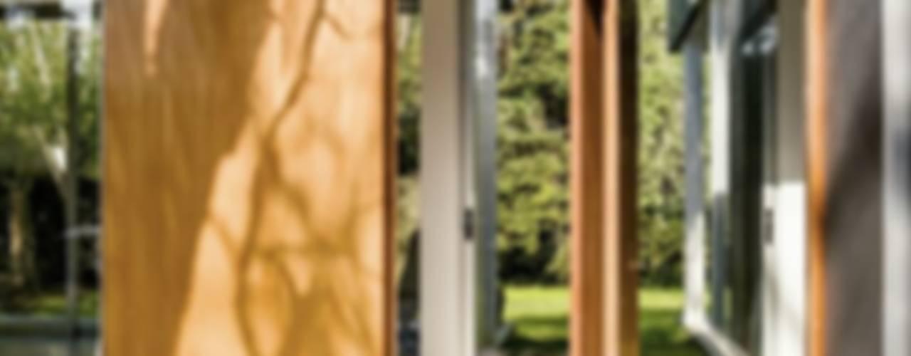 Casa AP: Terrazas de estilo  por Felipe Gonzalez Arzac