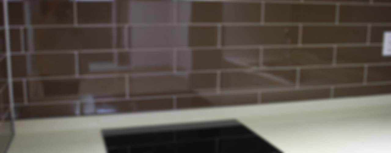 상봉 LG쌍용아파트 27PY 모던스타일 주방 by 디자인 컴퍼니 에스 모던