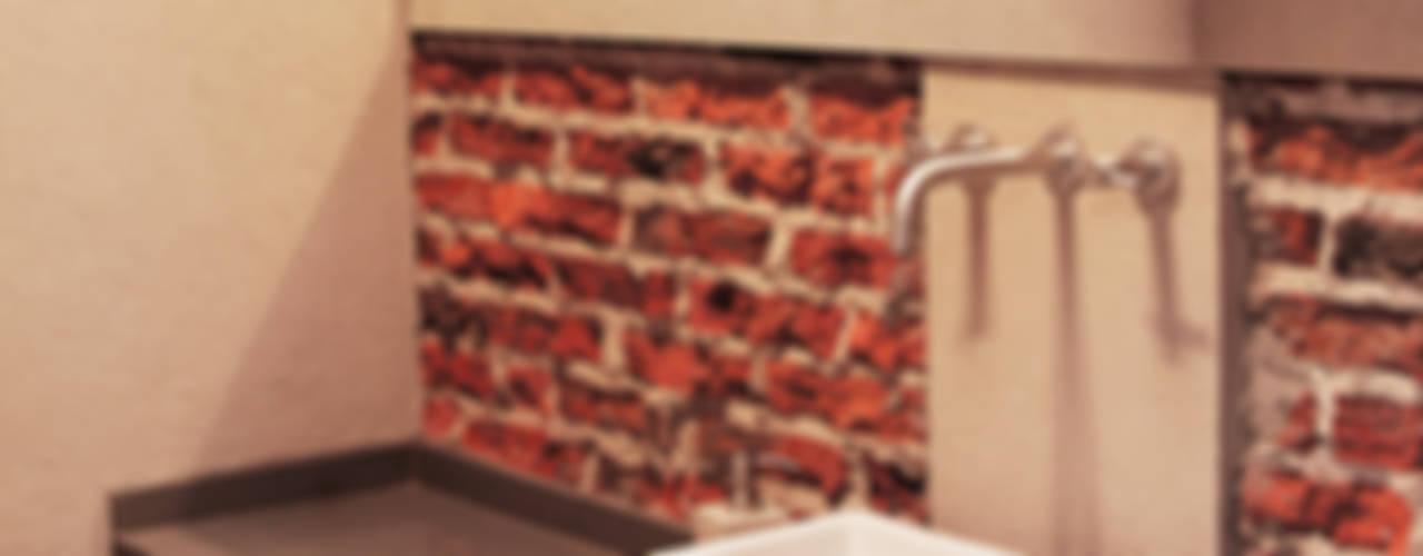 Casa CL Baños minimalistas de BAM! arquitectura Minimalista
