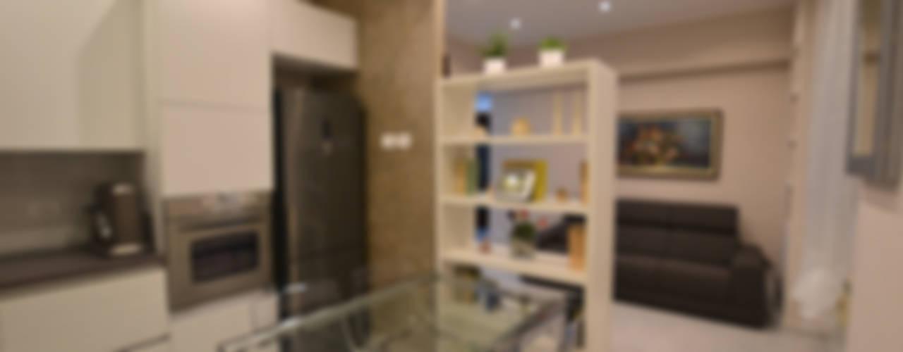 آشپزخانه by ARCHITETTO LAURA LISBO