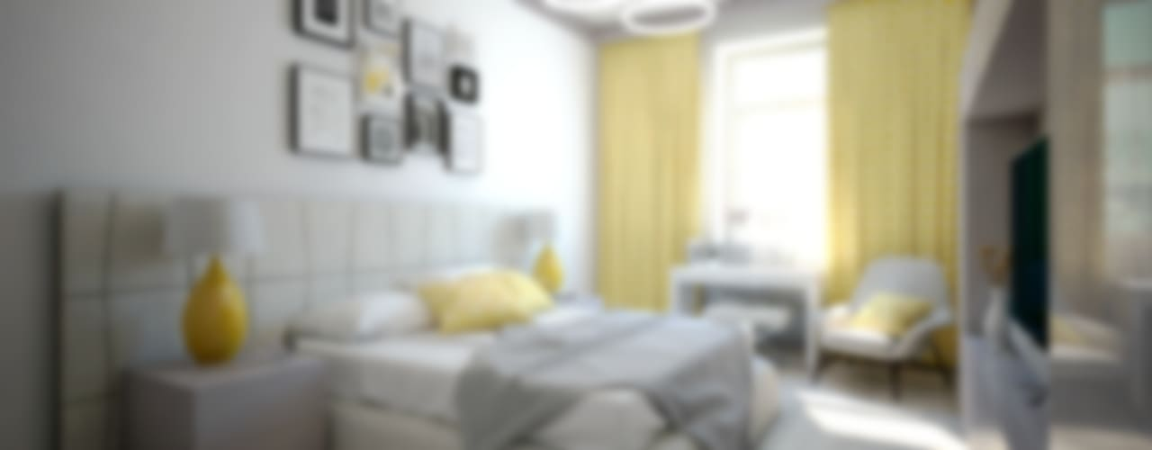Bedroom by First Class Interior