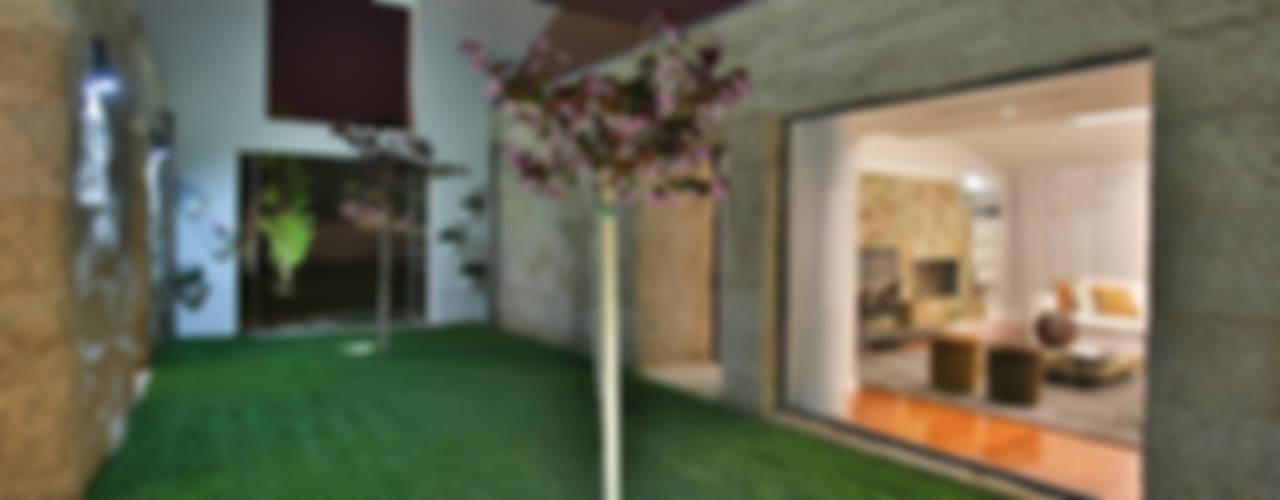 Jardines de estilo moderno de RDLM Arquitectos associados Moderno