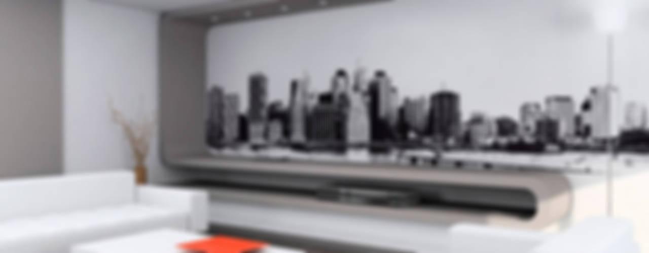 Progetto Grafico e Stampa su tela Oversize:  in stile  di Ideosfera