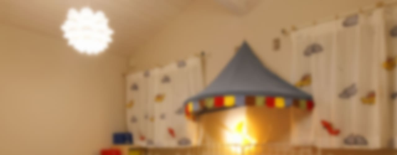 Nursery/kid's room by dwarf, Scandinavian