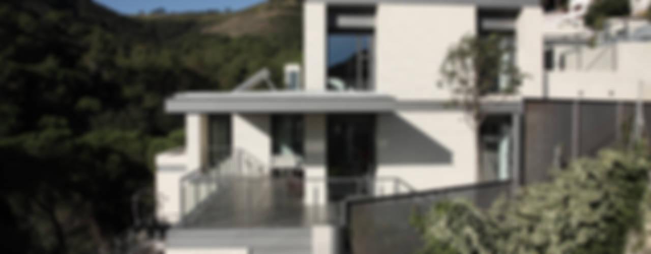 DO Alella House Casas de estilo moderno de EAIM Estudio de Arquitectura e Ingenieria Mirtolini Moderno