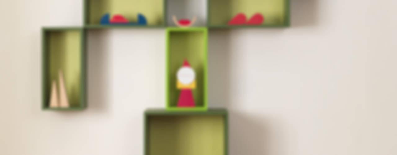 modern  by MOBIMIO - Räume für Kinder , Modern