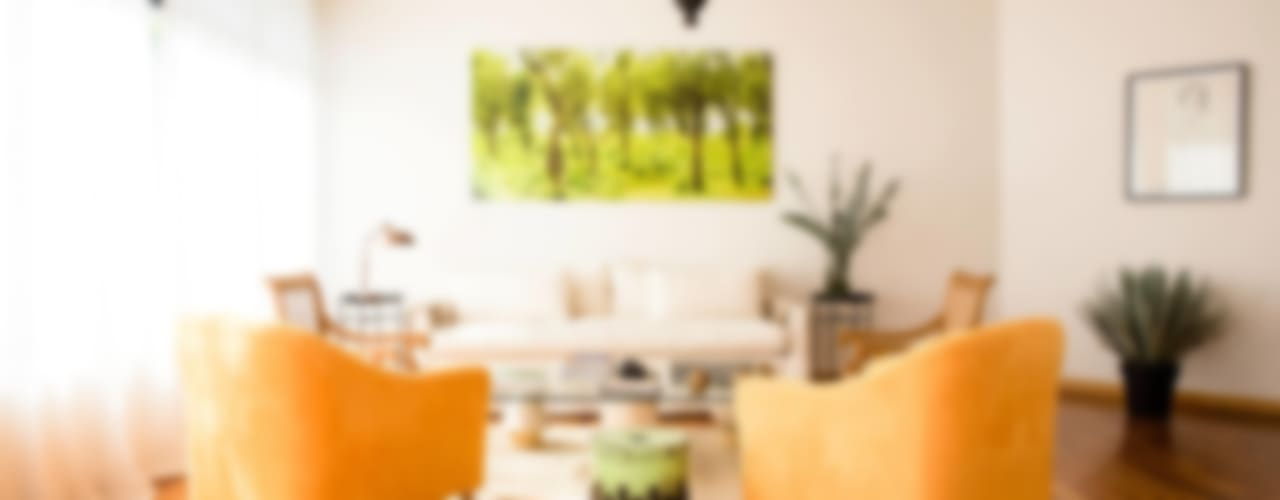 Гостиная в стиле модерн от MaisonList Модерн