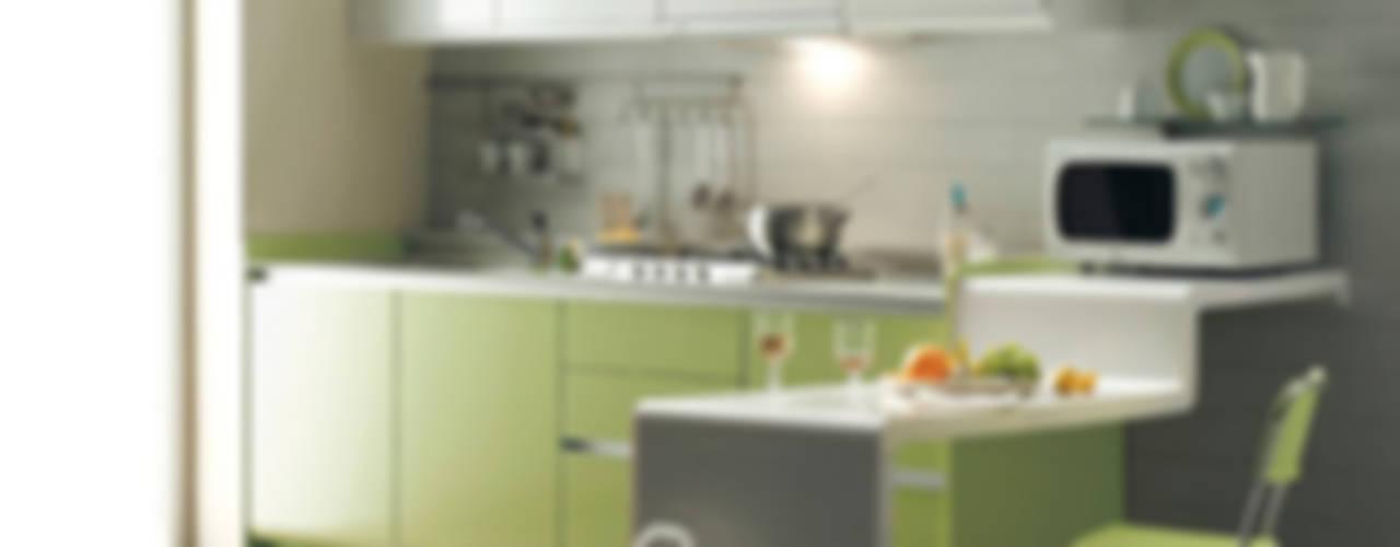 Cucina moderna di DecMore Interiors Moderno