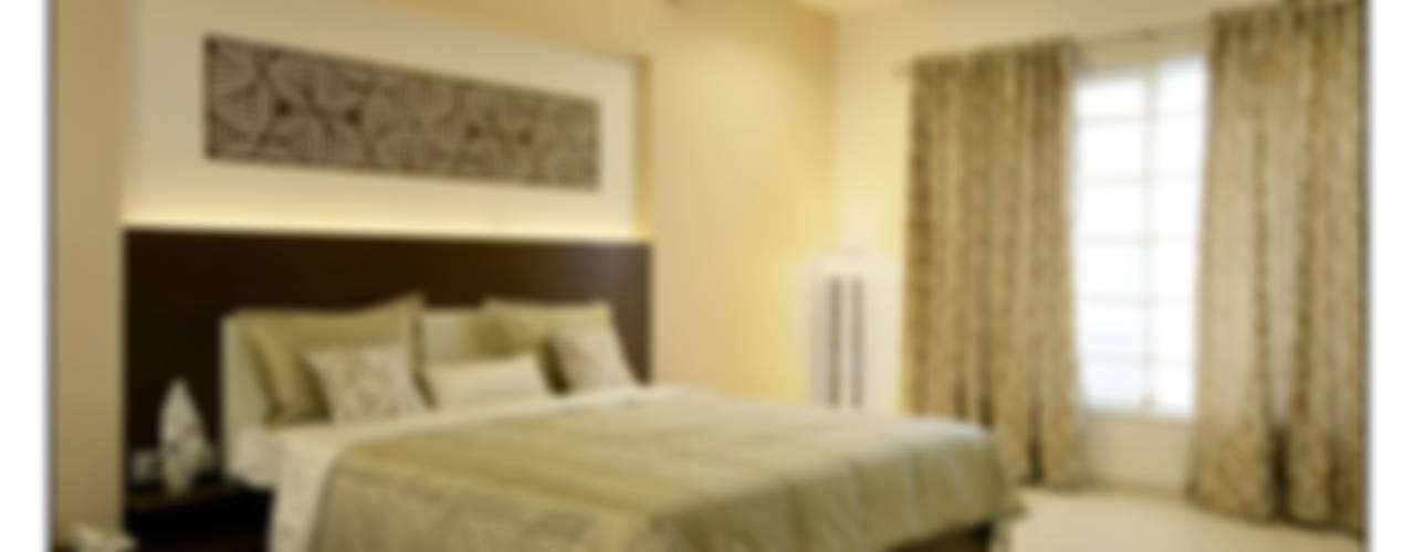 Спальня в стиле модерн от Artek-Architects & Interior Designers Модерн