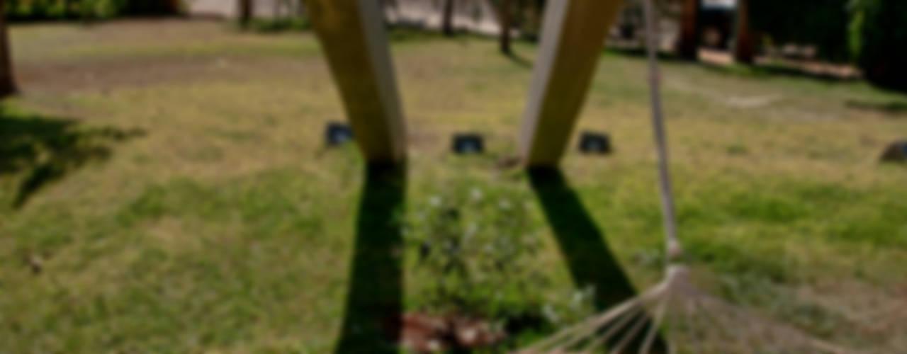 Rustykalny balkon, taras i weranda od Quinta Rustykalny