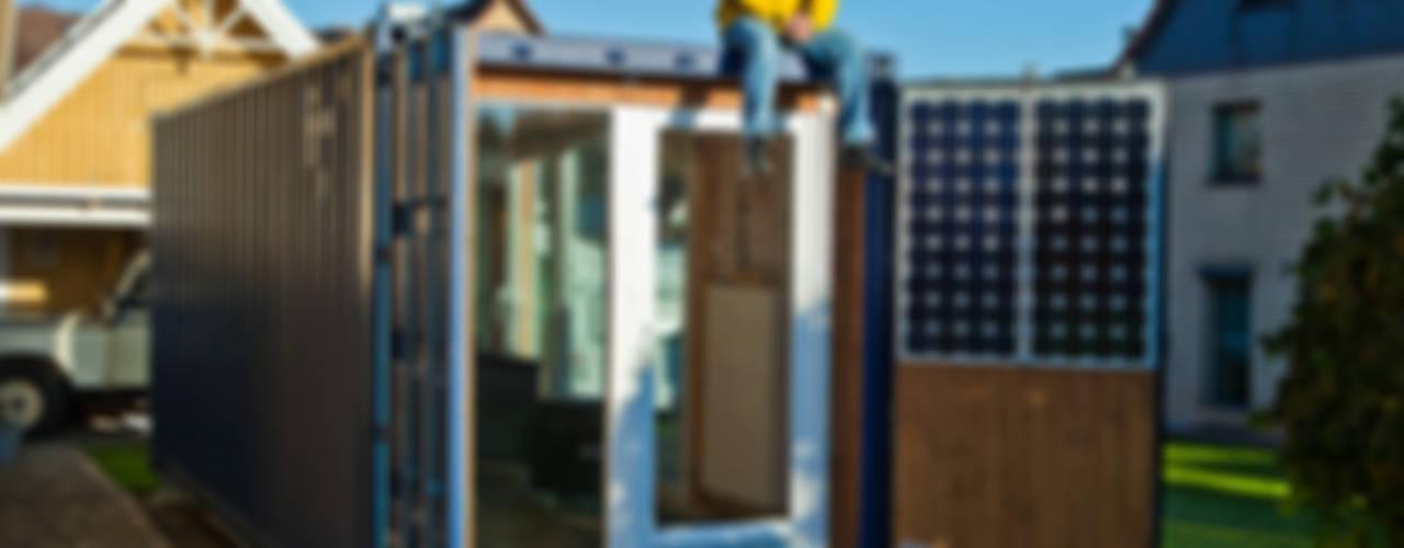 Дома в стиле минимализм от Stefan Brandt - solare Luftheizsysteme und Warmuftkollektoren Минимализм