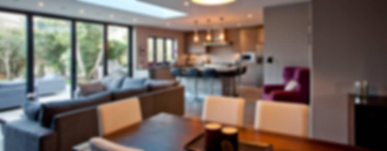 غرفة السفرة تنفيذ A1 Lofts and Extensions