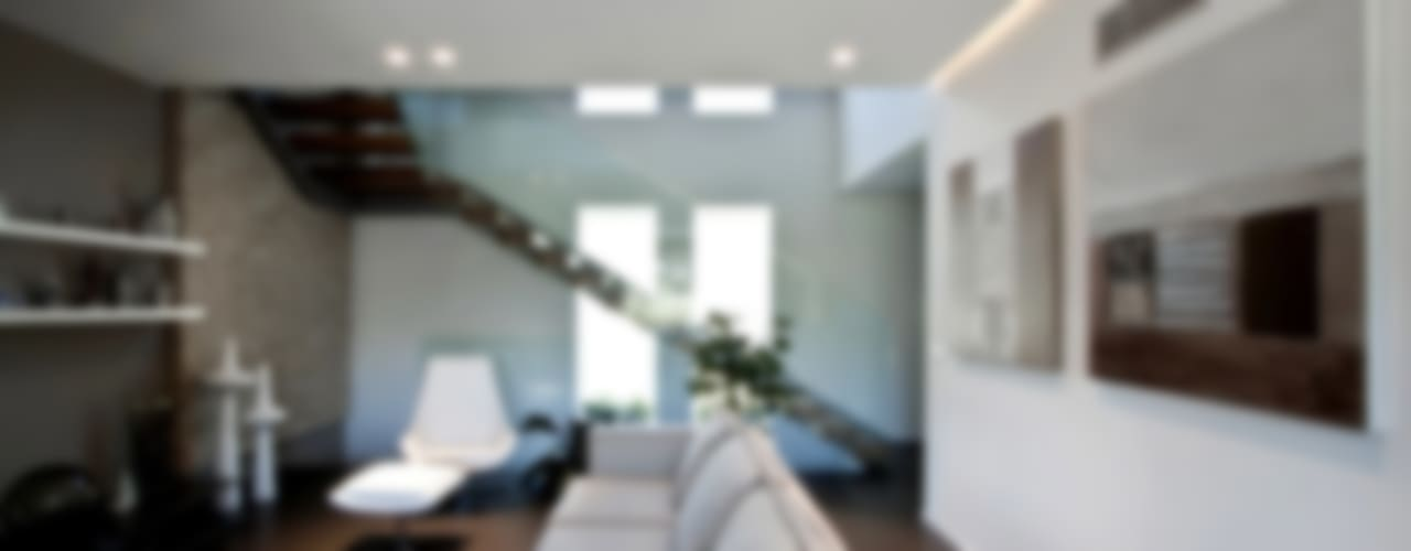 Salones de estilo moderno de Vincenzo Leggio Architetto Moderno