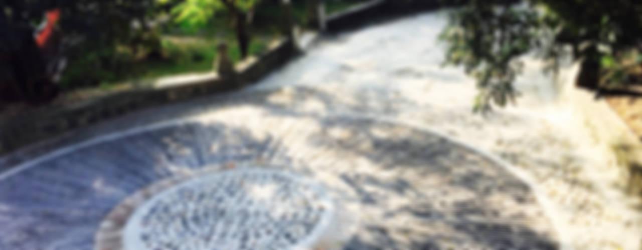 Jardín Nepantla: Jardines de estilo  por Paisaje Radical