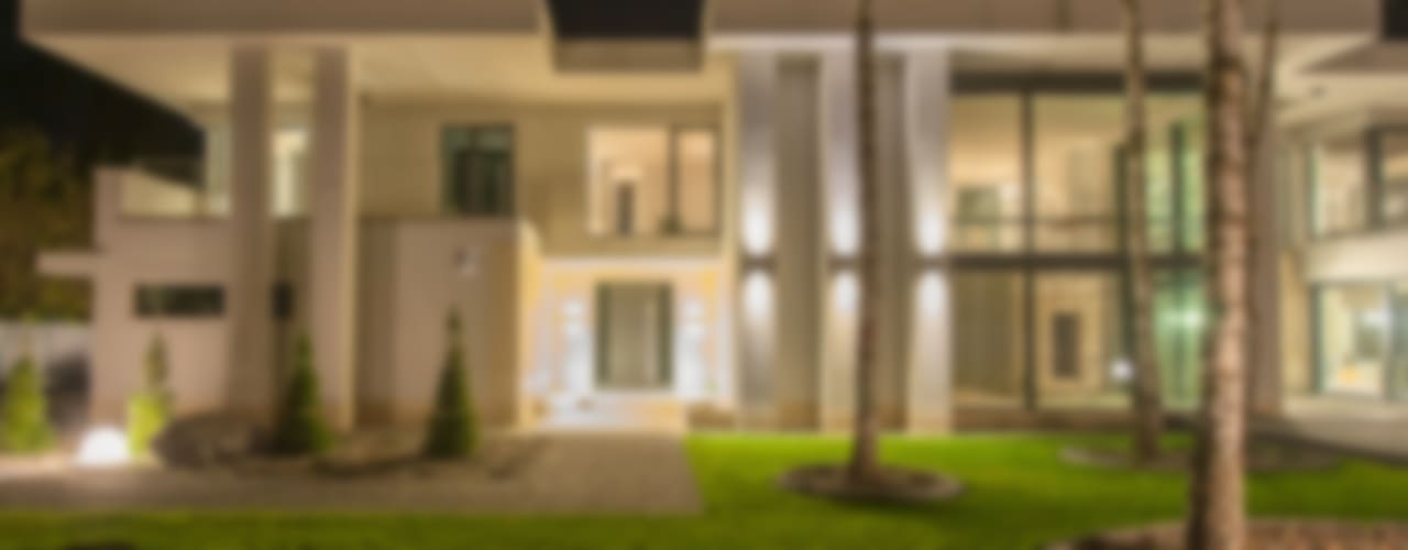 Houses by LK & Projekt Sp. z o.o., Modern