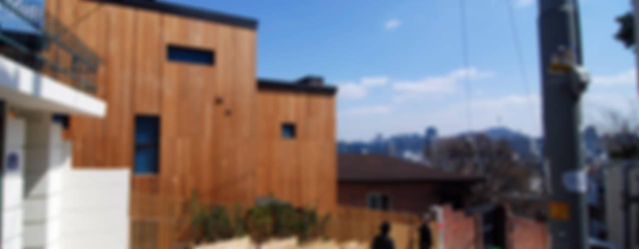 Piat Lux 모던스타일 주택 by SHIN DESIGN LAB 신디자인랩 모던