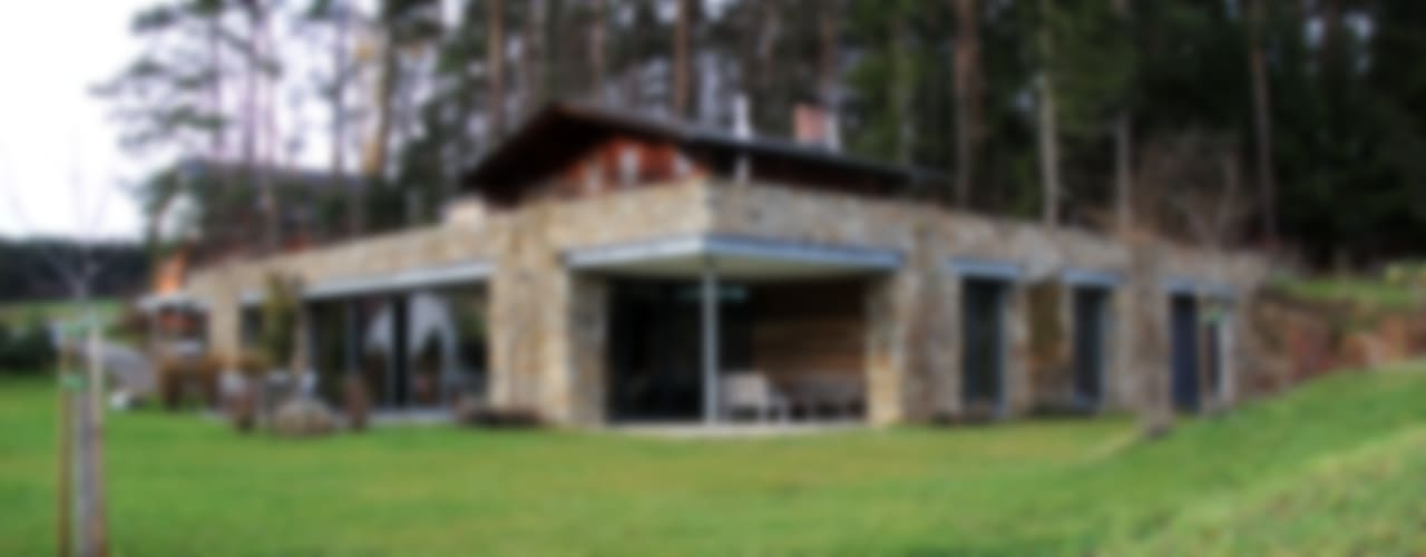 Modern Houses by Architekt Zoran Bodrozic Modern