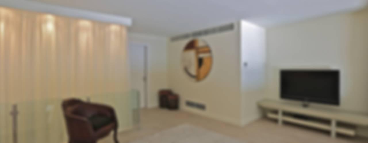 K.G Evi Arnavutköy Minimalist Oturma Odası Kerim Çarmıklı İç Mimarlık Minimalist