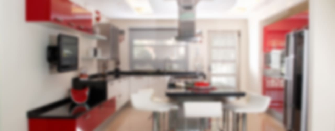 arketipo-taller de arquitectura Modern kitchen