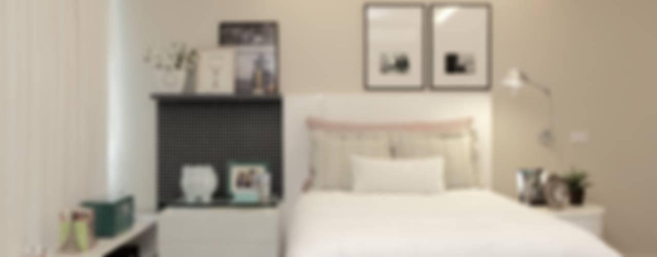 Bedroom by criarprojetos | ARQUITETURA . INTERIORES . ENGENHARIA
