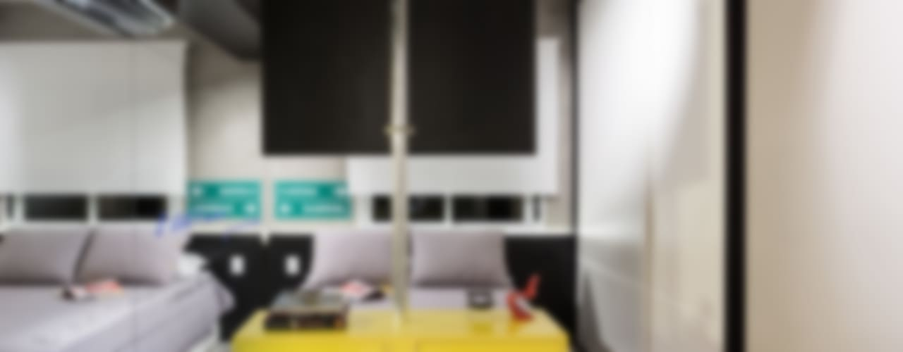 GC HOUSE Quartos modernos por Arquitetando ideias Moderno