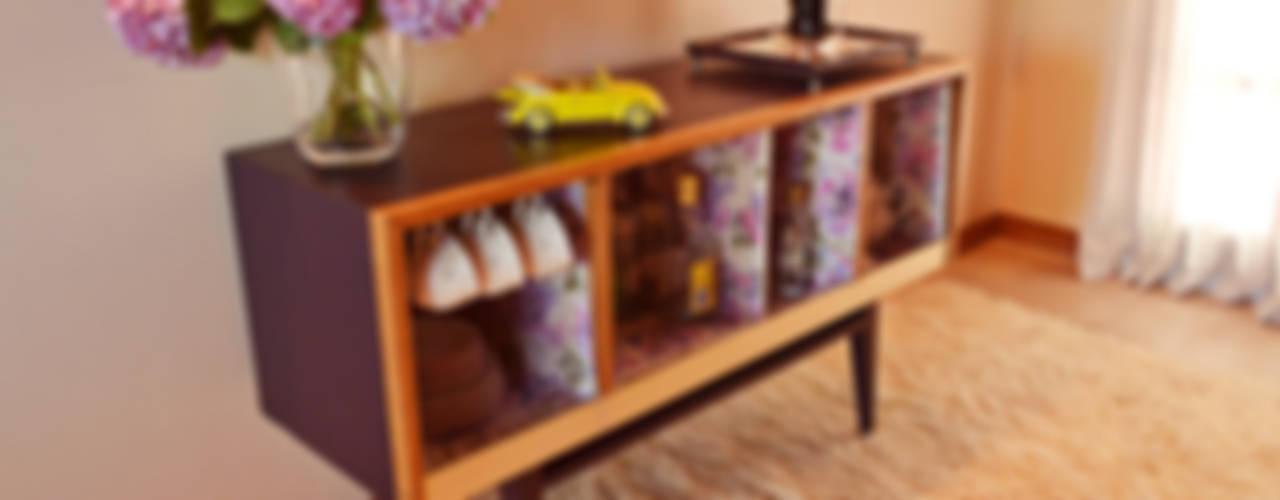 Mueble bar:  de estilo  por Capítulo Dos