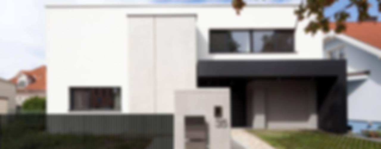 Casas modernas de PASCHINGER ARCHITEKTEN ZT KG Moderno