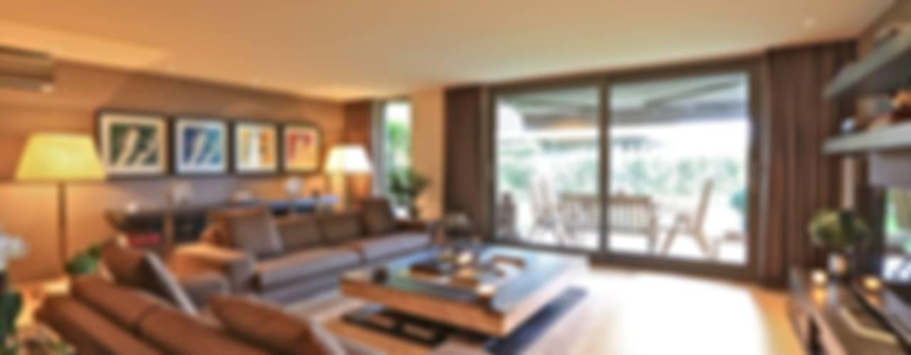 K.K EVİ Modern Oturma Odası Kerim Çarmıklı İç Mimarlık Modern
