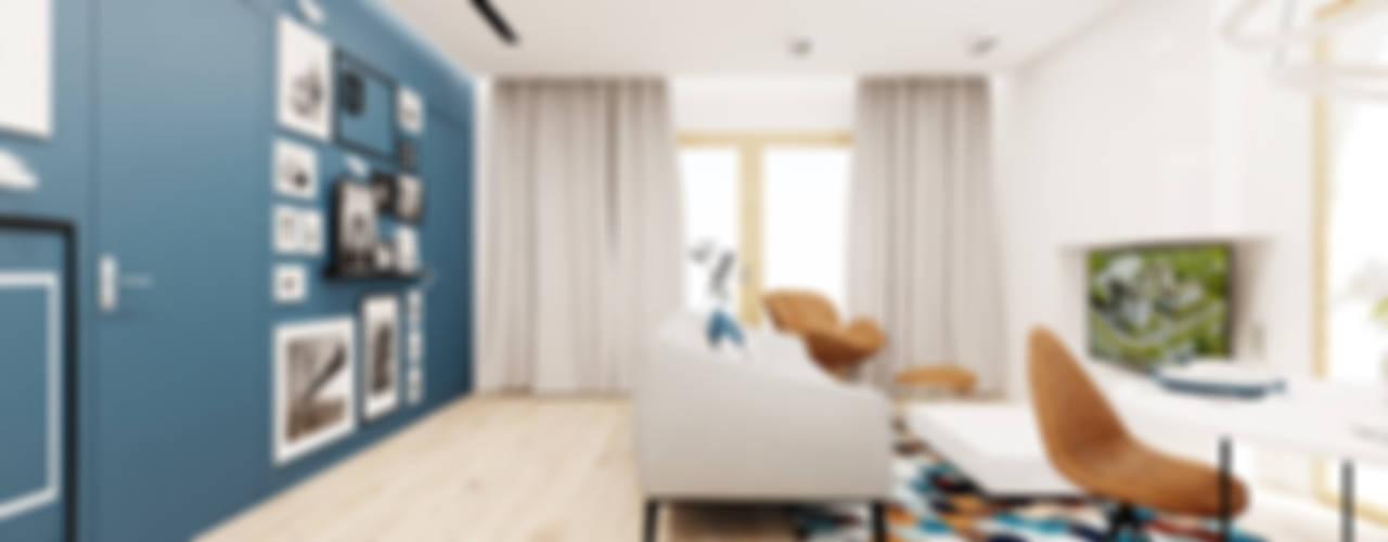 Moderne Wohnzimmer von Ale design Grzegorz Grzywacz Modern