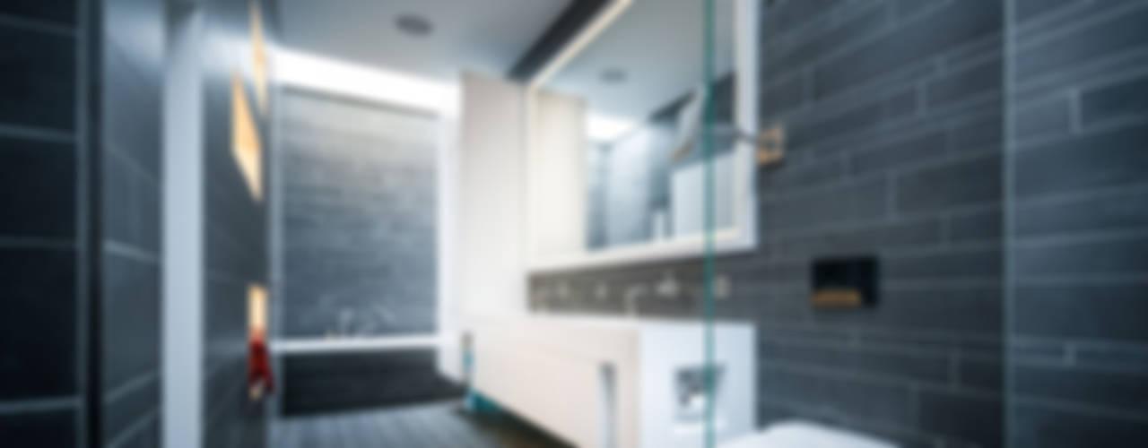 Modern Banyo Sehw Architektur Modern