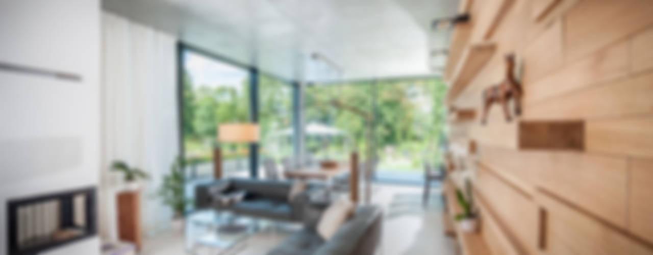Гостиная в стиле модерн от Sehw Architektur Модерн