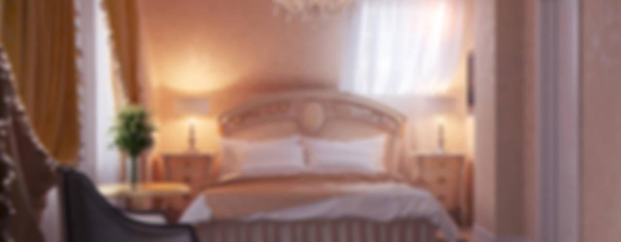 Дом в Tachlovice, Прага - Запад Спальня в классическом стиле от ISDesign group s.r.o. Классический