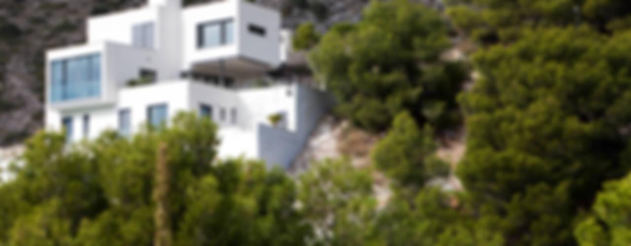 Vivienda Unifamiliar Casas de estilo moderno de Eduardo Irago Fotografia Moderno