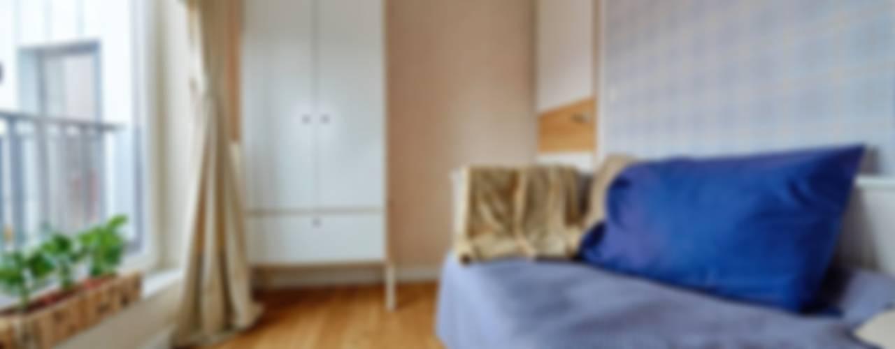 Slaapkamer door DreamHouse.info.pl