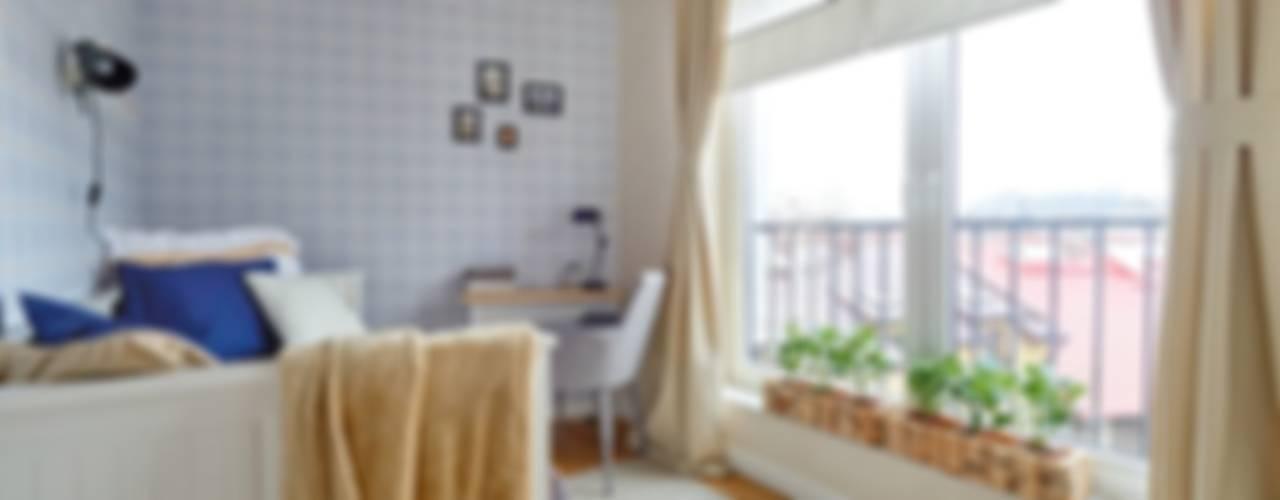 Bedroom by DreamHouse.info.pl, Scandinavian