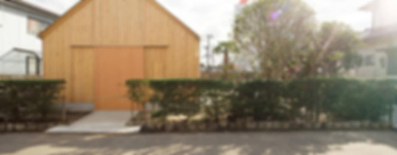 井上貴詞建築設計事務所 Minimalist houses