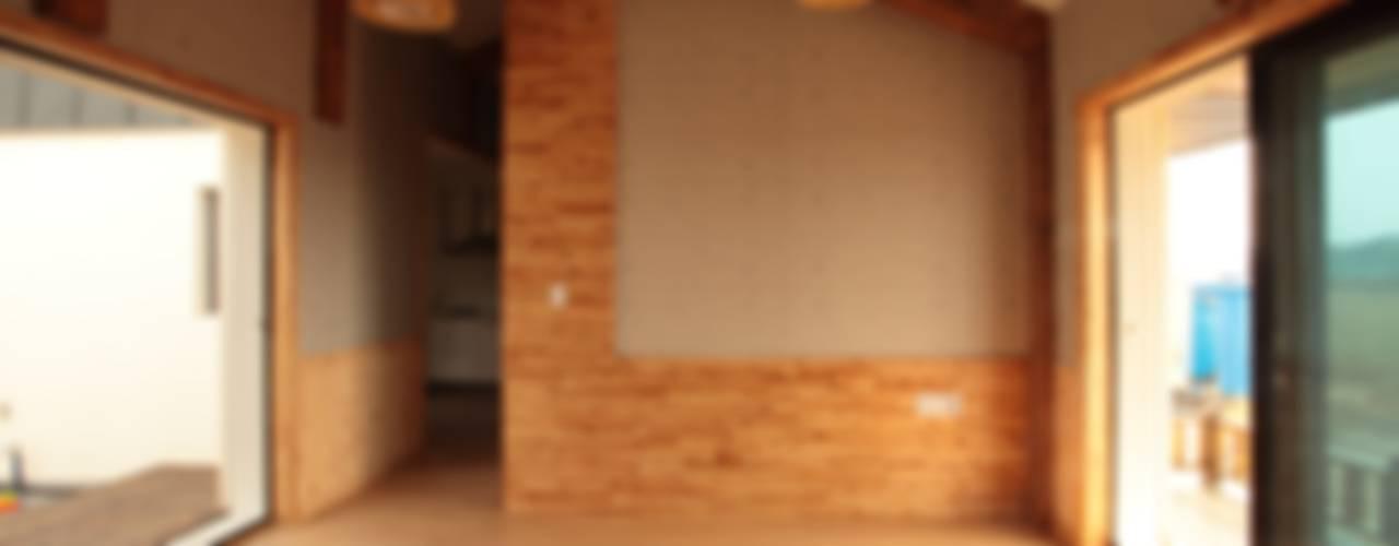 Casas modernas de 집스터디 건축 스튜디오_JIP STUDY ARCHITECTS STUDIO Moderno
