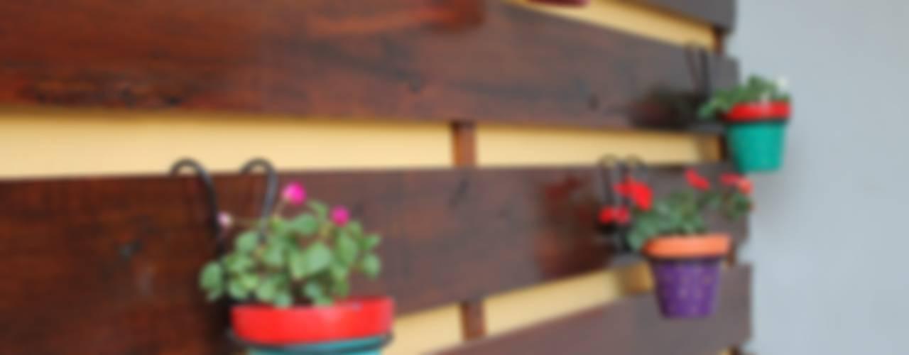 Jardin de style  par LAS MARIAS casa & jardin,