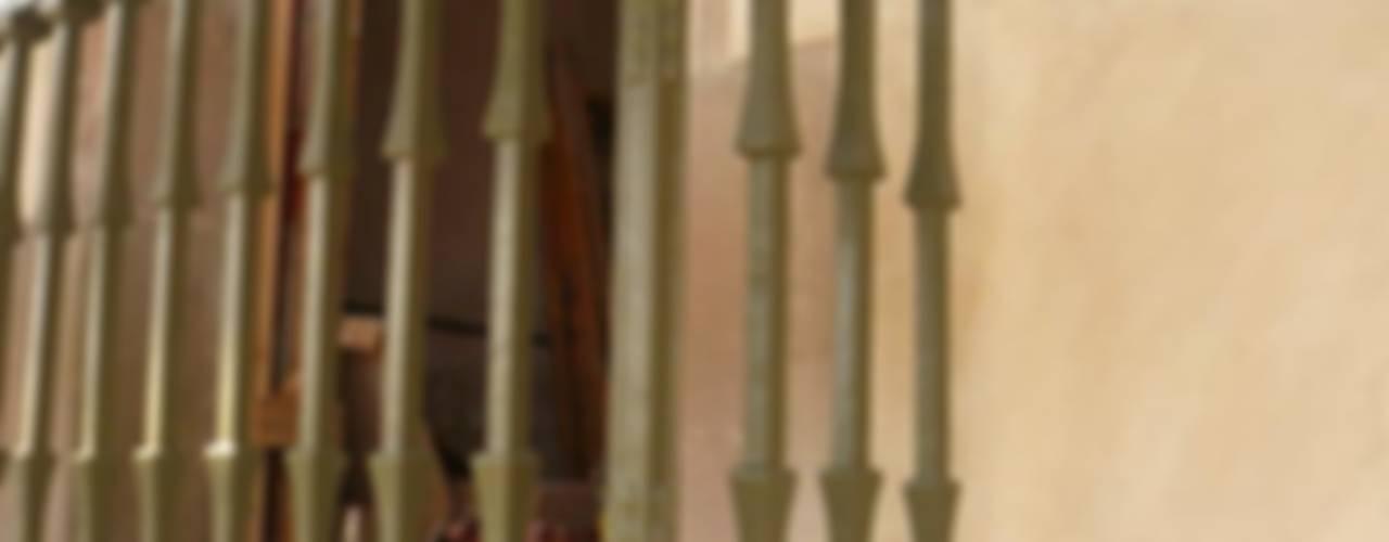 Restauración Fachada Casa Bonet en Barcelona Estudio Arquitectura Ricardo Pérez Asin Balcones y terrazas de estilo clásico