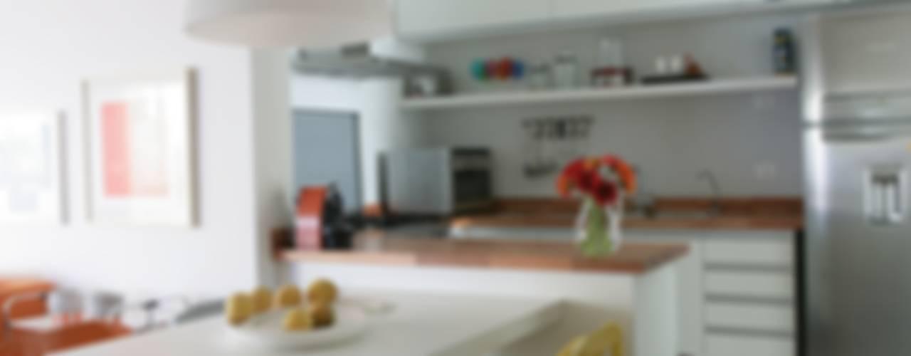 Cozinhas modernas por Antônio Ferreira Junior e Mário Celso Bernardes Moderno