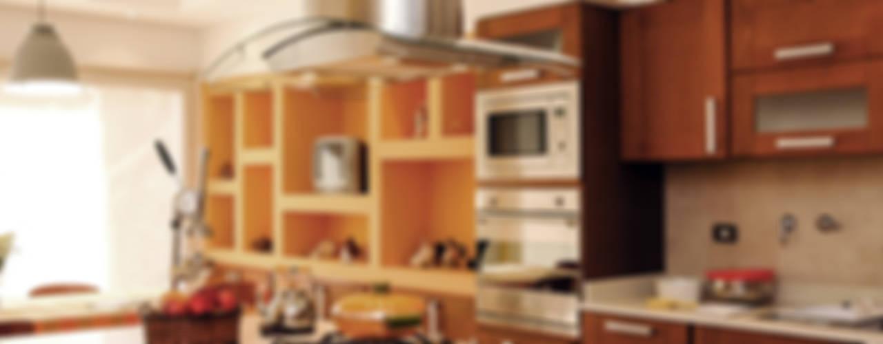 LEVALLE HOUSE: Cocinas de estilo  por Carbone Fernandez Arquitectos
