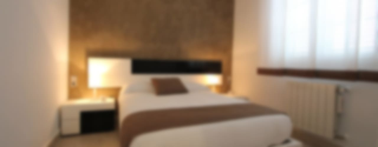 Dormitorios de estilo moderno por MOBIMAR INTERIORISMO