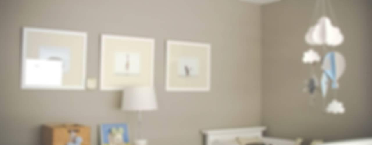 DECORACION - Cuarto para bebé Dormitorios infantiles clásicos de PLATZ Clásico