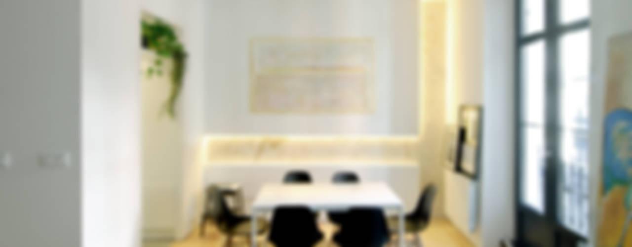 Eetkamer door Garmendia Cordero arquitectos,