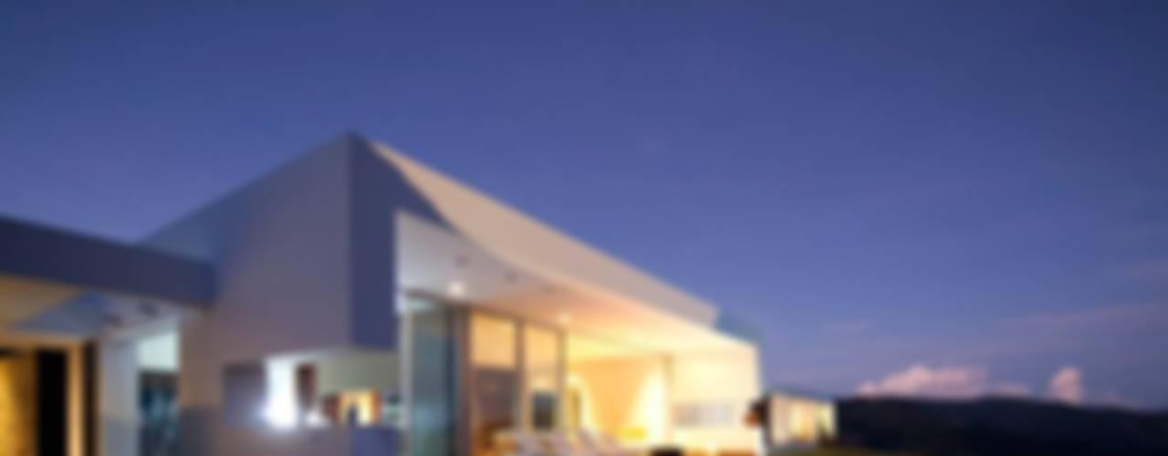 Дома в стиле минимализм от LIGHTEN Минимализм